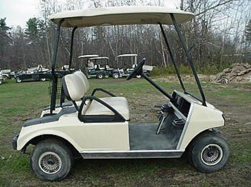 Club Car Golf Cart Kf82 Engine Factory Service Repair