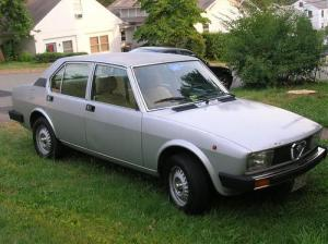 ALFA ROMEO ALFETTA 19731987 WORKSHOP REPAIR & SERVICE