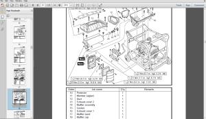 Yamaha EF2600 Generator Service Manual  Download Manuals
