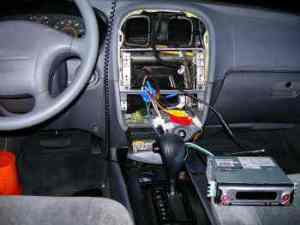 Radiomobile 230R  30X Car Radios Circuit Diagram