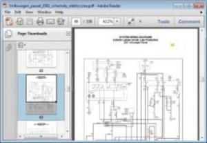 Volkswagen Passat 2001 Wiring Diagram Download  Download