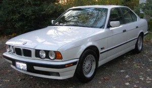 Bmw 525i535i (E34) Wiring Diagram 19881995 Download