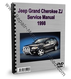 Jeep Grand Cherokee ZJ 1998 Service Repair Manual Download