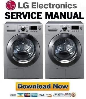 LG RC8015C Service Manual and Repair Guide  Download