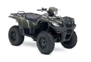 Suzuki KingQuad 750AXi service manual repair 20082009 LT
