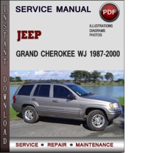 [Free Download 2000 Jeep Grand Cherokee Service Manual