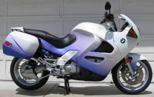 BMW K1200RS Motorcycle Workshop Service Manual 19972005