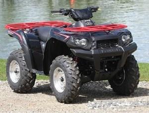 2008 Kawasaki KVF750 4X4 Brute Force 750 4X4i ATV Service