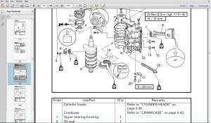 Yamaha VF250 outboard service repair manual PID Range