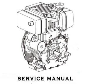 Yanmar TN Series Industrial Diesel Engine Service Repair