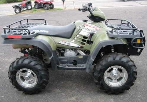 2004 Polaris Sportsman 600 Manual