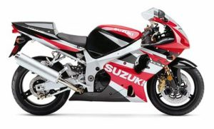 Suzuki GSXR 1000 20012002 Workshop Service repair manual