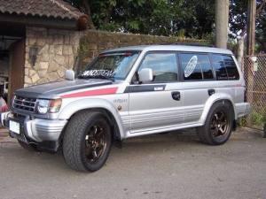 19911999 Mitsubishi Pajero (Montero) Workshop Repair