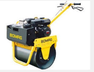 BOMAG BW55 E Single Drum Vibratory Rollers Service Parts