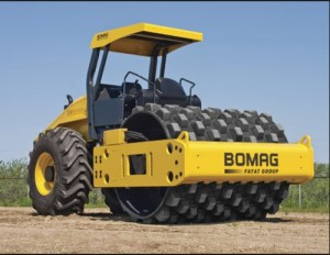 Bomag BW 179 DHC4 Single drum vibratory rollers Service