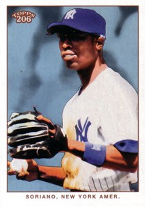 2002 Topps 206 Baseball 312 Alfonso Soriano