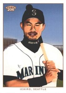 2002 Topps 206 Baseball 360 Ichiro