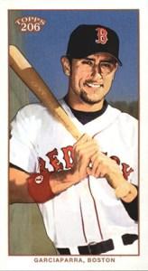 2002 Topps 206 Baseball Variations 370 Nomar Garciaparra Mini
