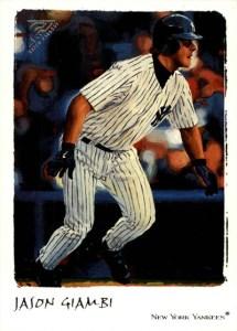 2002 Topps Gallery Baseball 1 Jason Giambi