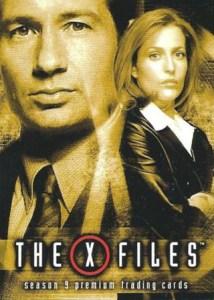 2003 Inkworks X-Files Season 9 Promo P1