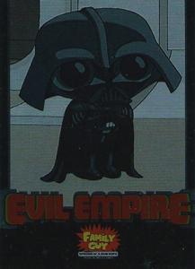 2008 Inkworks Family Guy Episode IV A New Hope Evil Empire
