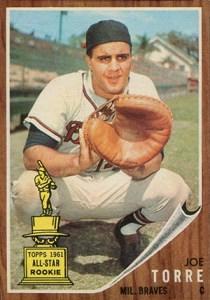 1962 Topps Joe Torre