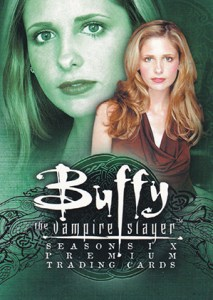 2002 Inkworks Buffy the Vampire Slayer Season 6 Base