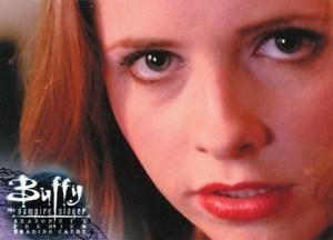 2002 Inkworks Buffy the Vampire Slayer Season 6 Case Loader