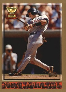 Topps All-Star Rookie Team - 1998 Topps Nomar Garciaparra