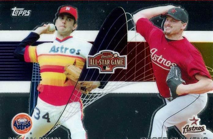 2004 Houston Astros Fanfest Baseball Cards Info Checklist