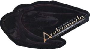 2004 Inkworks Andromeda Reign of Commonwealth Case Loader