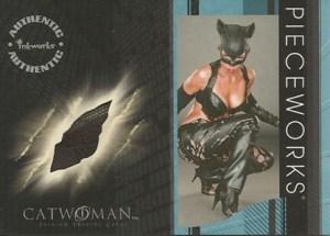 2004 Inkworks Catwoman Pieceworks