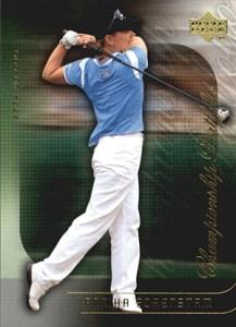 2004 Upper Deck Golf Championship Portfolio