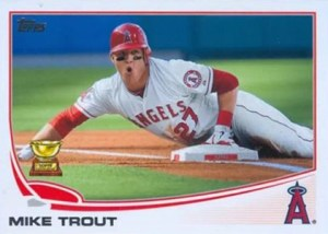 Topps All-Star Rookie Team - 2013 Topps Mike Trout