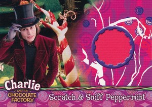 2005 Artbox Charlie and the Chocolate Factory Box Topper