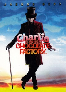 2005 Artbox Charlie and the Chocolate Factory T1