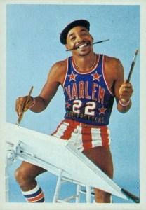 1971 Fleer Harlem Globetrotters 27