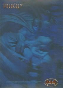 1996 Fleer SkyBox Batman Holo Series HoloCel