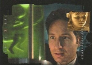 2001 Inkworks X-Files Seasons 4 and 5 Base