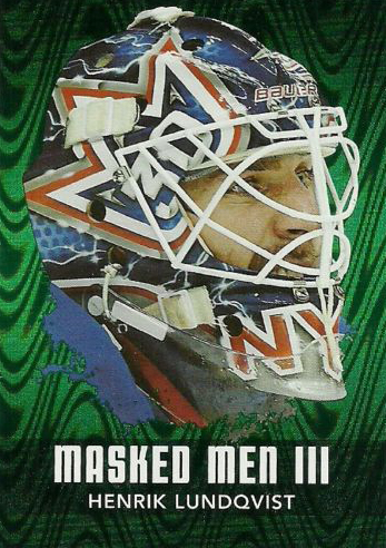 2010-11 ITG Between the Pipes Emerald