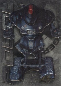 1998 Inkworks Lost in Space Movie War of the Robots