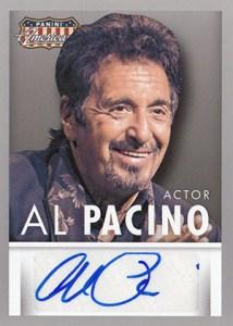 2015 Panini Americana Autographs Al Pacino