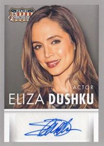2015 Panini Americana Autographs Eliza Dushku