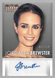 2015 Panini Americana Autographs Jordana Brewster
