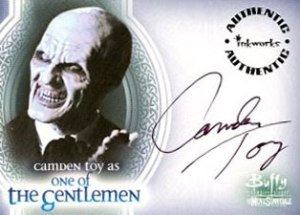 BTVS MOS A10 Camden Toy as one of The Gentlemen