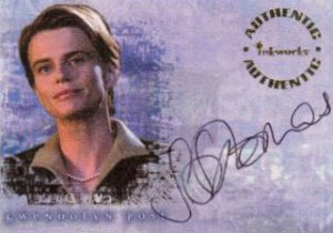 BTVS Reflections Autos A5 Serena Scott Thomas as Gwendolyn Post