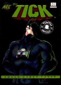 1997 Comic Images The Tick Chromium