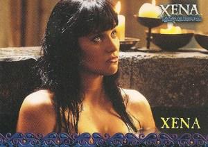 XENA WARRIOR PRINCESS SERIES 2 PROMOTIONAL CARD P2