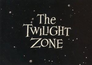 1999 Twilight Zone Premiere Edition Case Topper