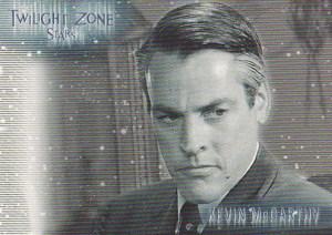 1999 Twilight Zone Premiere Edition Stars